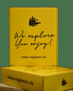 Wine box for Premium Explorer