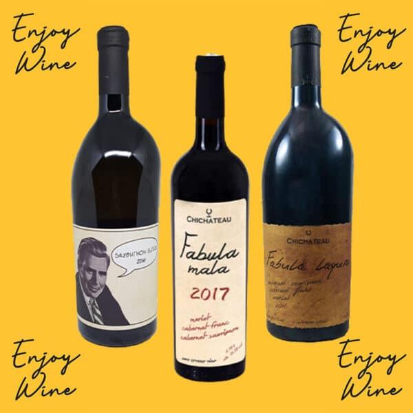 chichateau collection wine explorer