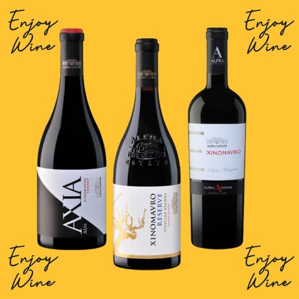 xinomavro grrek red bomb wine explorer